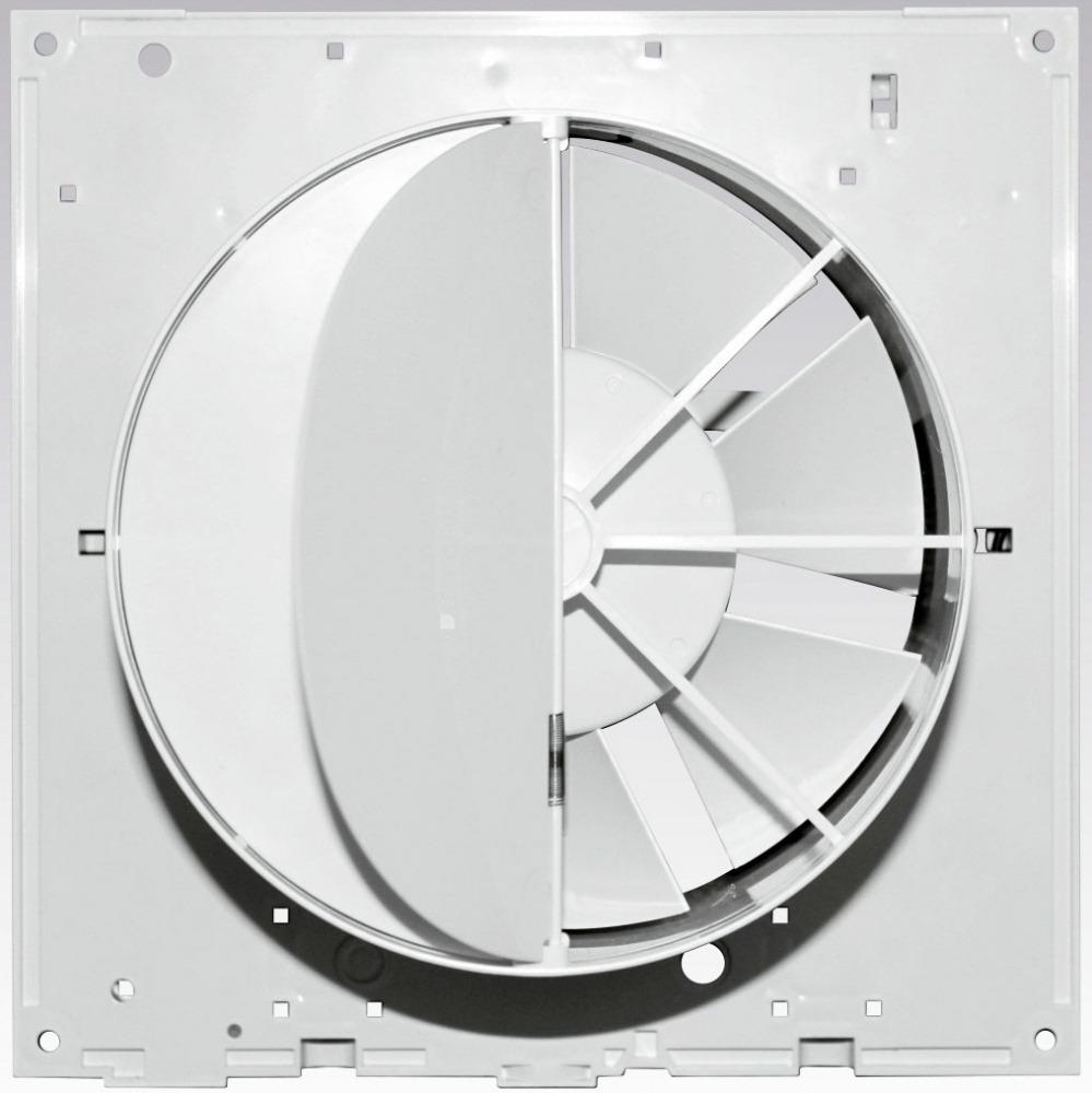 Вентиляционный низконапорный обратный клапан